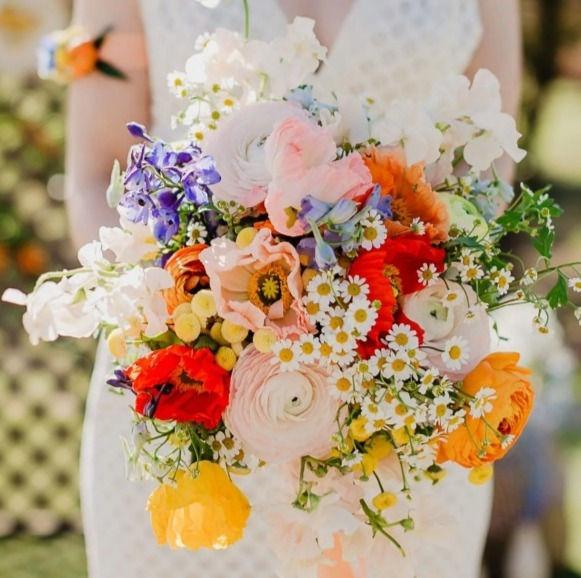 Elopement Flower Bouquet