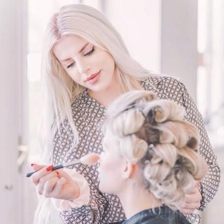 Getting Married in Denmark x TINA ALFHEIM Hair & Makeup