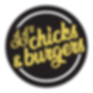 JJ's Chicks & Burgers Logo