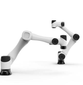 Dobot CR 6 and CR 10 range
