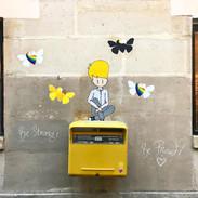 Be strong!, Paris 4e, 2018