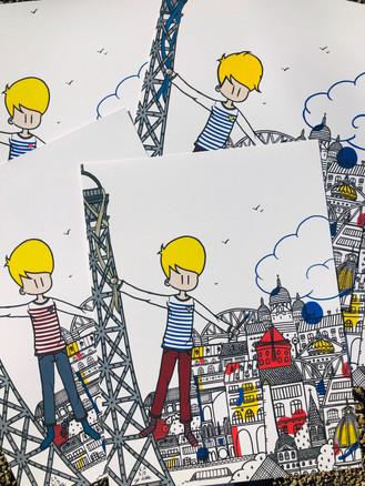 Jo, Paris