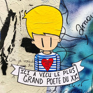 Pour Gainsbourg, Paris 5e, Paris