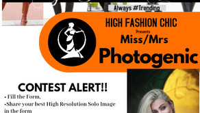 HFC Miss/Mrs Photogenic 2020