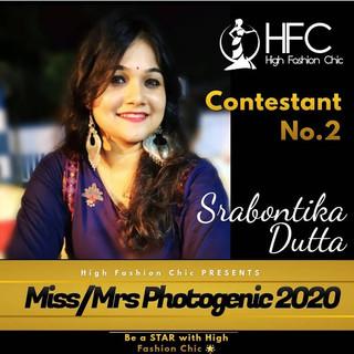 Contestant No-2