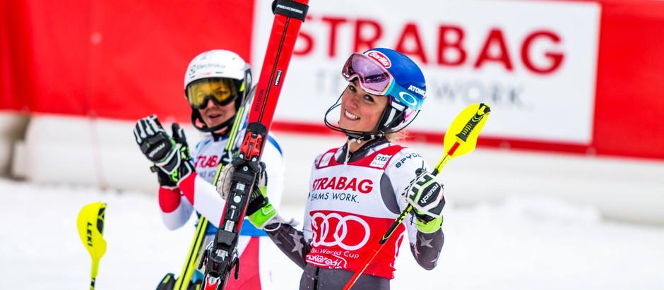 Světové lyžování ve Špindlu