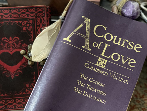 A Course of Love - Chapter 2 reading