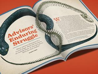 Advisors' Enduring Struggle | By Matt Lynch
