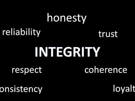 Leadership Integrity Versus Hypocrisy