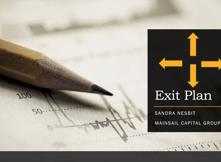 Why We All Need an Exit Plan
