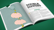 Double Dipping is a Problem: Here's How to Stop Needless Business Drain