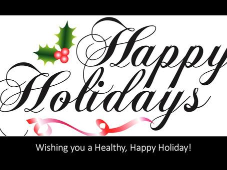 Happy Holidays from Mainsail Capital Group