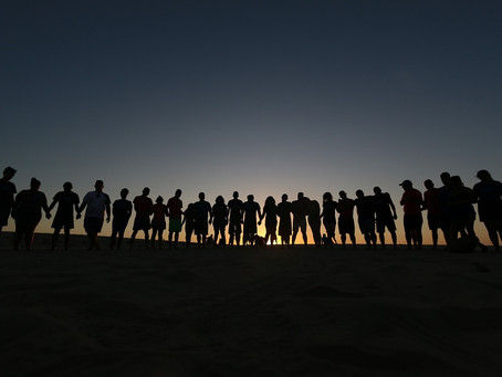 Seriously – Humans Can Conquer Anything When Standing United Together