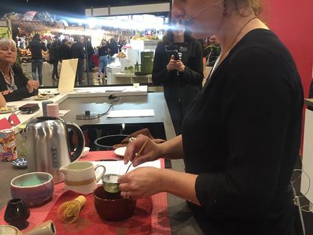 Thés du Japon à la Foire Internationale de Bordeaux