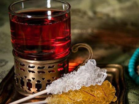 Un thé en Iran