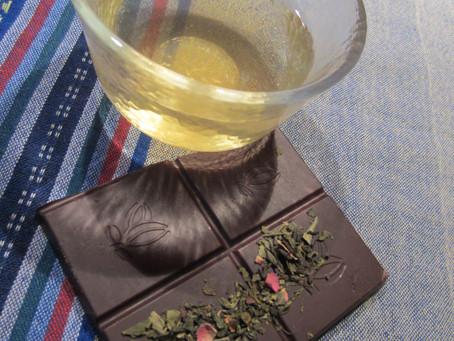 Atelier Thés et Chocolats chez Kamomille