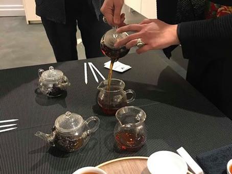 Atelier de dégustation chez Jade Design