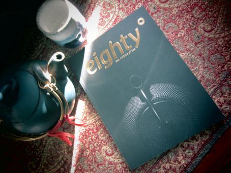 Eighty Degrees : nouveau magazine dédié au thé!