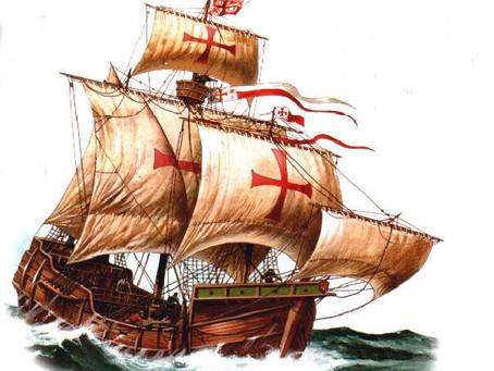 Les voyages du thé : à bord des navires portugais (1/3)