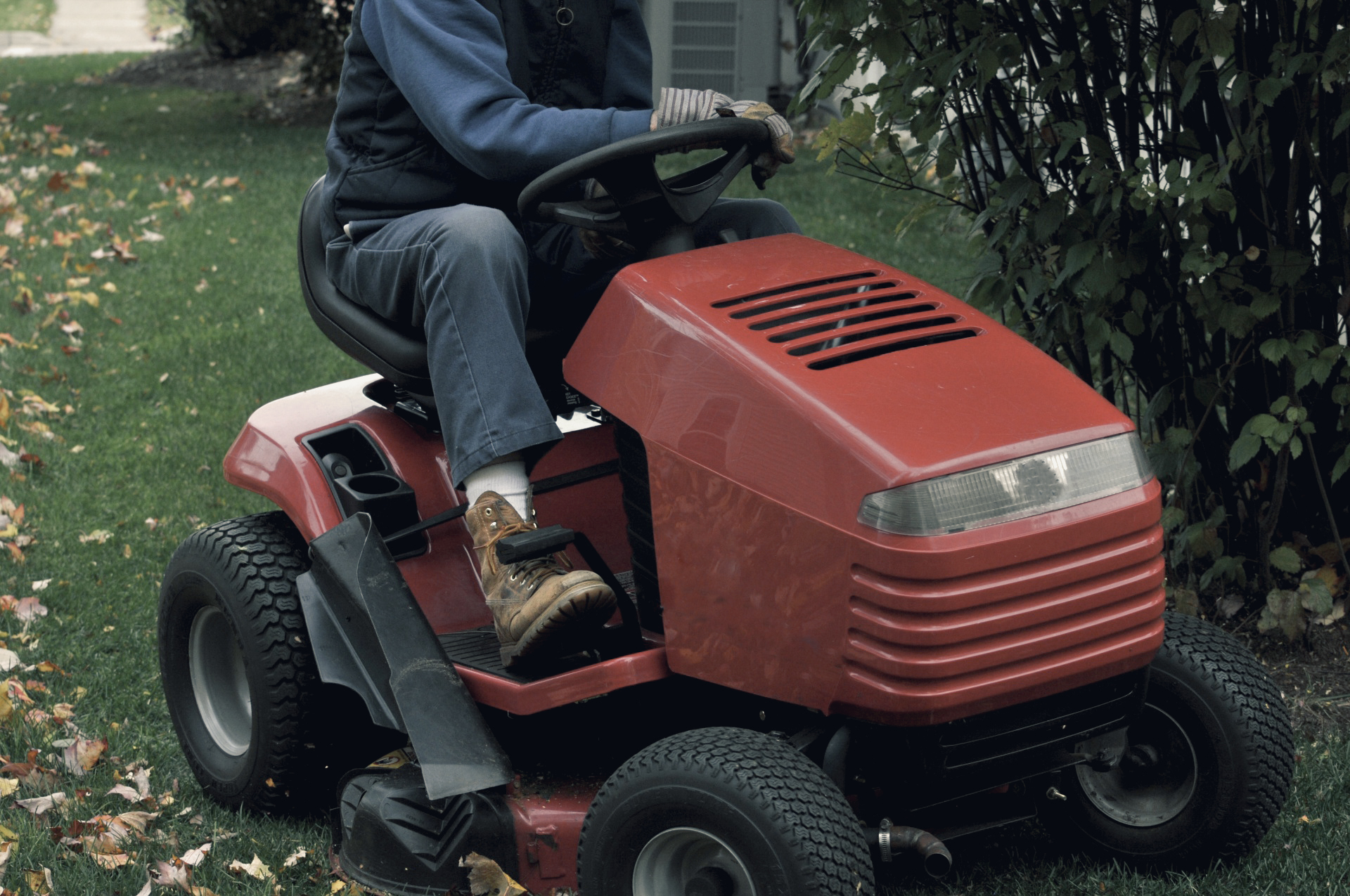 Lawn Mower Man