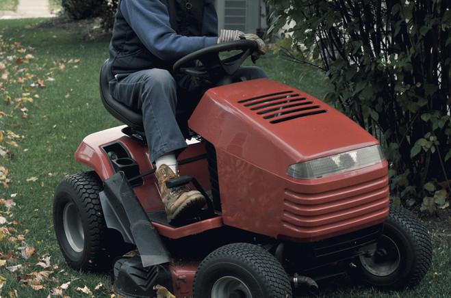 Lawn Mower Man
