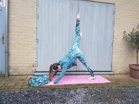 How I increased my flexibility in 1 month // Veritas Sports Challenge