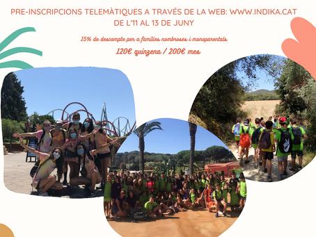 2021 || CASAL INDIKA I COLÒNIES PUIGPARDINES