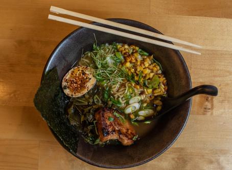 Nanbu Noodle Bar delivers hip freshness | NWF Daily News