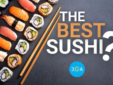 Best Sushi Places Near 30A, Florida   30A.com