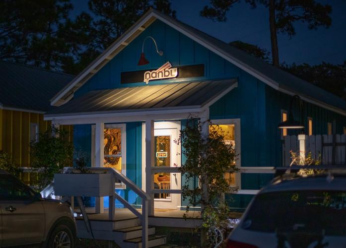 Nanbu Noodle Bar Grayton Beach Florida