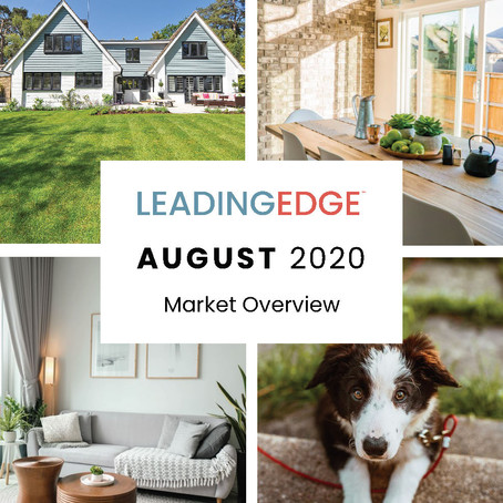 August 2020 Housing Report