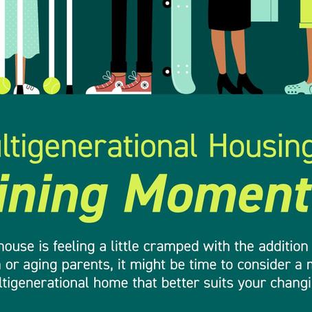 Multigenerational Housing Is Gaining Momentum