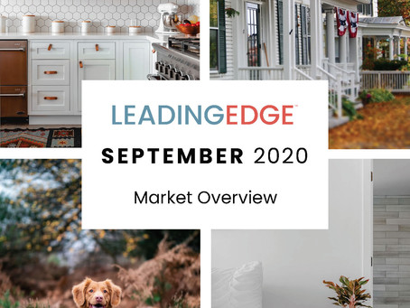 September 2020 Housing Report