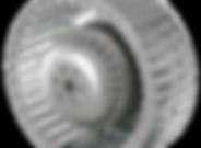 ytterrotormotorsfläkt radiafläkt