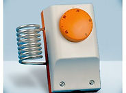 fläktillbehör termostat temperaturstyrning