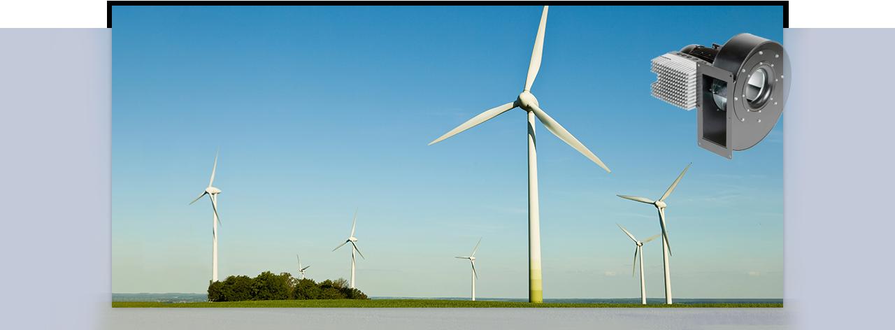 klein windkraftanlage