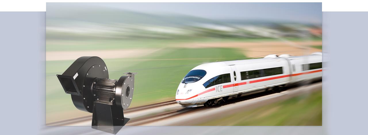 klein fordonsindustri tåg