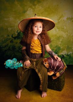 portrait enfant photographe charente mar