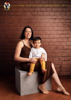 séance photos maman et moi glamour photo