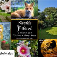 Fireside Folktales in the Garden