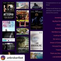UNBROKEN 2020 - Short Film Festival