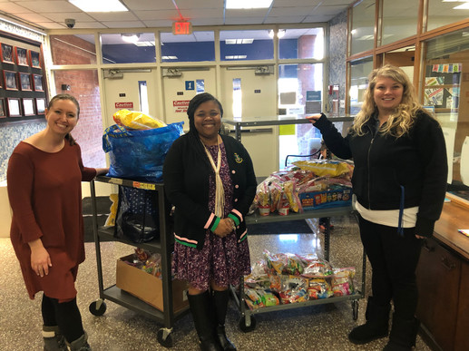 Giving  to Ettrick Elementary