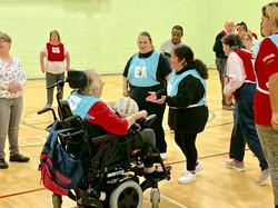 Inclusive netball with England netball