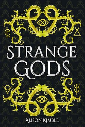 Signed Strange Gods Paperback