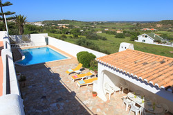 Pool & Cabana from roof terrace 2013.JPG