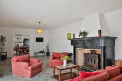 Casa do Poco living area