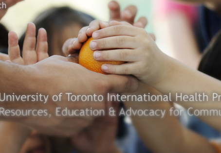 U of T Student Group REACH Rises Up to Local and Global Health Challenges