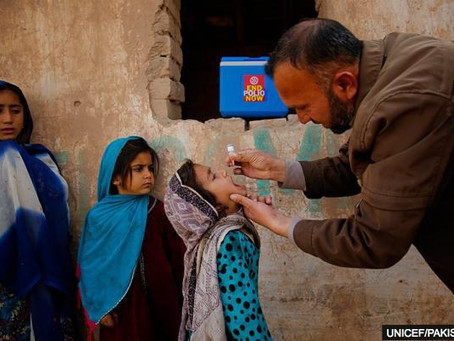 Why Polio Remains Endemic in Pakistan