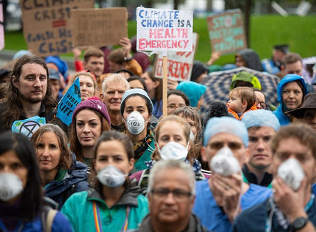 Climate Change and Population Health