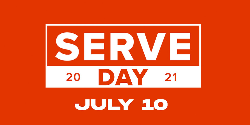 SERVE DAY!